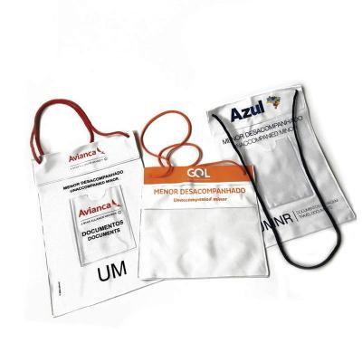 Eletroplast - Porta-documentos para menor desacompanhado
