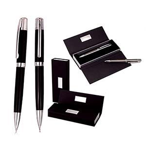 Classic Pen Brindes - Conjunto de caneta e lapiseira