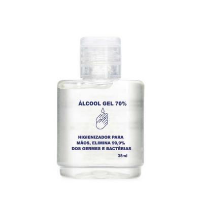 Classic Pen Brindes - Álcool gel 50ml