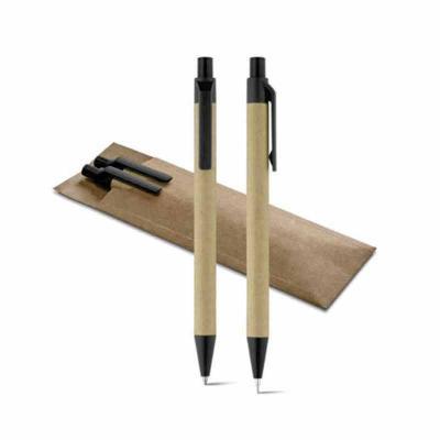 Classic Pen Brindes - Conjunto reciclavel personalizada