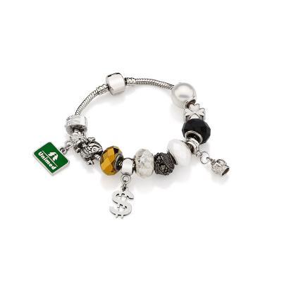 MKorn - Bracelete promocional diversos pingentes