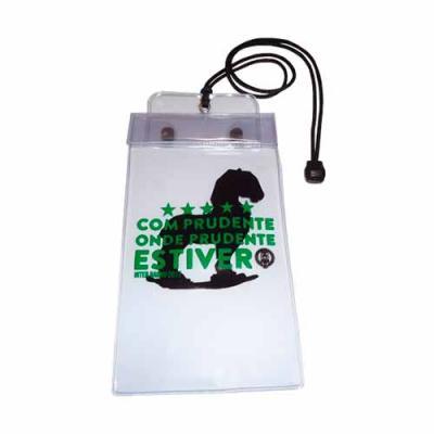 galeon-brindes-e-embalagens-promocionais - Porta Celular Impermeável