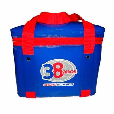 Galeon Brindes e Embalagens Promocionais - Bolsa Térmica 11 Litros