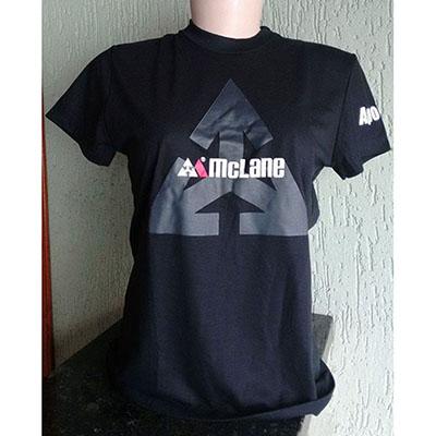 galeon-brindes-e-embalagens-promocionais - Camiseta feminina malha PV e gola careca