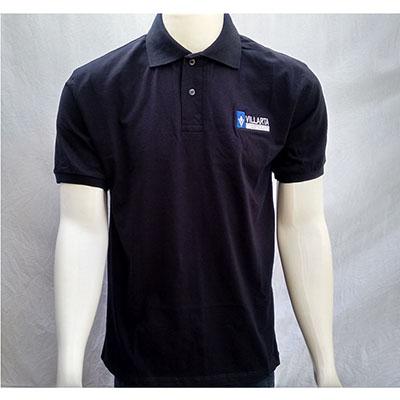 Galeon Brindes e Embalagens Promocionais - Camisa polo masculina.