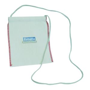 galeon-brindes-e-embalagens-promocionais - Saco personalizada em algodão cru - Medidas: 14 x 17 cm, com alça única.