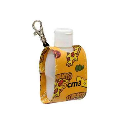 CM3 - Porta Frasco 30ml com Álcool Gel