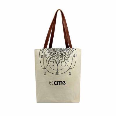 CM3 - Sacola personalizada de algodão
