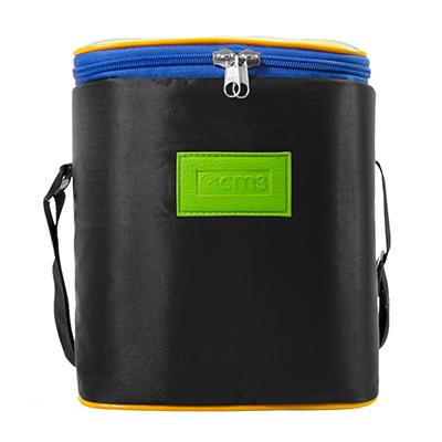 CM3 - Bolsa T�rmica Drink Bolsa t�rmica bonita e pr�tica. Ideal para viagens, festas e dias de lazer em geral. Medidas em cm: L22,0 /H26,0 /P17,0. Confeccio...