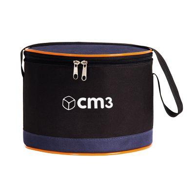 CM3 - Bolsa térmica com cooler Poliéster