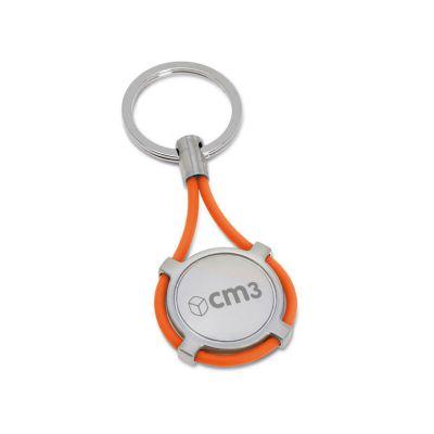 CM3 - Chaveiro de metal personalizado para brindes