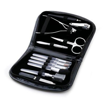CM3 - Kit Maquiagem e manicure com estojo