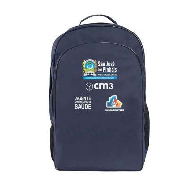 CM3 - Mochila faculdade letras