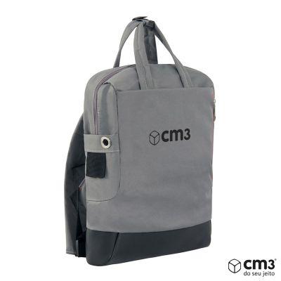 CM3 - Pasta mochila personalizada.