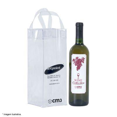 CM3 - Sacola ice bag personalizada.