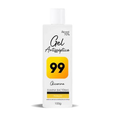 Plus Brindes - Álcool Gel F500