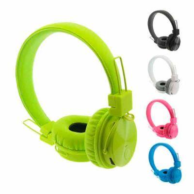 Plus Brindes - Headphone acolchoado com conexão wireless e bluetooth. Com microfone e controle integrado que permitem alternar entre música e chamada telefônica. Com...