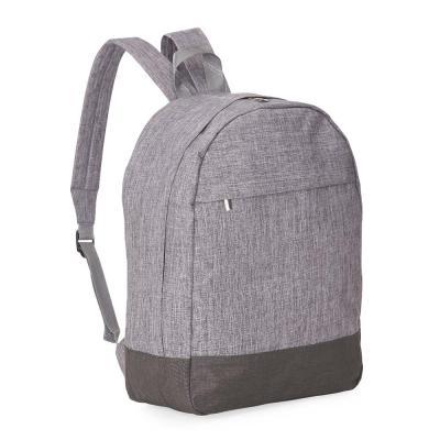 Plus Brindes - Mochila personalizada leve e super resistente, fabricada com material de alta qualidade. Possui bolso frontal, alças acolchoadas e fundo reforçado. É...