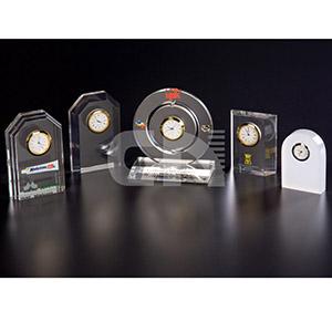 CN Acrilycs - Relógio em acrílico cristal