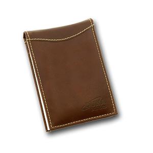 Duna Brindes - bloco de anotações confeccionado em couro legítimo, couro sintético ou couro ecológico