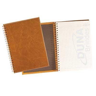 Duna Brindes - Caderno permanente
