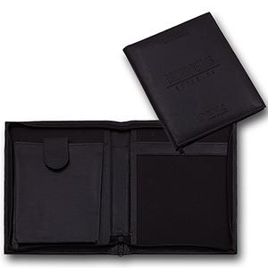 """Duna Brindes - Porta-Tablet 7"""" confeccionado em couro legítimo, sintético ou ecológico"""