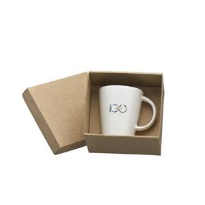 Dumont ABC Porcelanas Personalizadas - kit personalizado com 1 caneca cônica - 360 ml.
