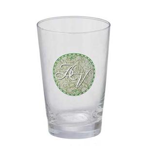 Dumont ABC Porcelanas Personalizadas - Copo personalizado caldereta em vidro - 350 ml.