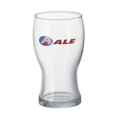 Dumont Porcelanas - Copo de cerveja frevo vidro 320ml personalizado.