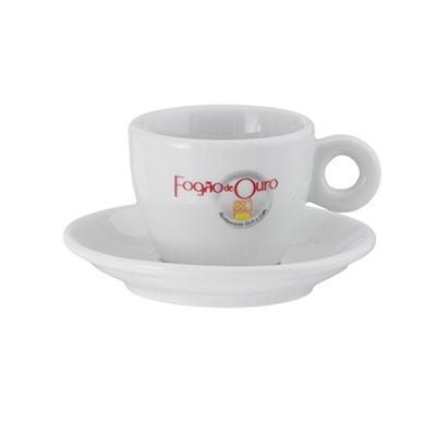 Dumont ABC Porcelanas Personalizadas - Xícara de café Itália GN.