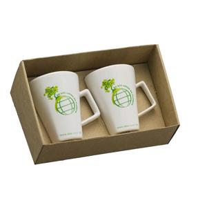 Dumont ABC Porcelanas Personalizadas - kit personalizado com 2 canecas quartier.