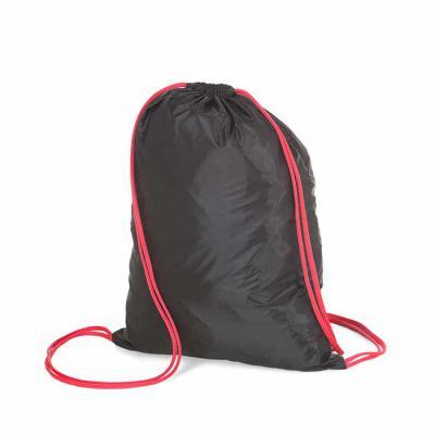 Secoli Brindes - Saco mochila ideal para transportar pertences com praticidade e segurança.