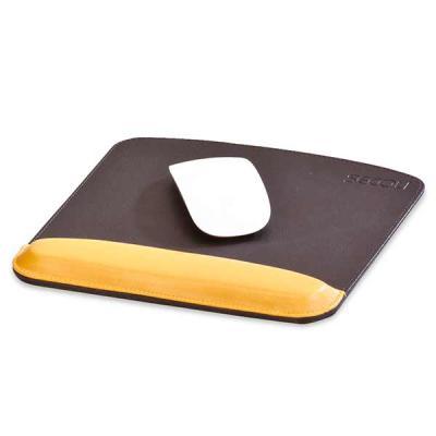 Secoli Brindes - Mouse pad com apoio ergonômico. Sua marca tornando-se sinônimo de conforto e qualidade!