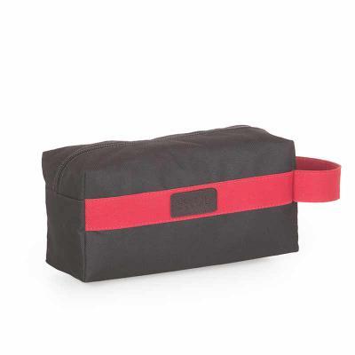 Secoli Brindes - Necessaire charmosa e prática, ideal para guardar e transportar maquiagens e pequenos itens, mantendo sua marca constantemente junto ao cliente.