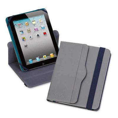Secoli Brindes - Porta tablet pratico, transporta seu tablet com elegancia e sofisticação, e também facilita a visualização de suas apresentações para seus clientes e...