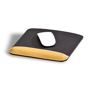 Secoli Brindes - Mouse pad com apoio ergonômico.