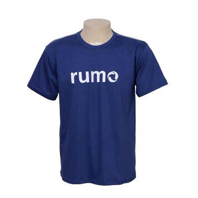 Bonifor Brindes - Camisetas Gola redonda, manga curta. Personalizadas em Silk screen, bordado ou Sublimação.