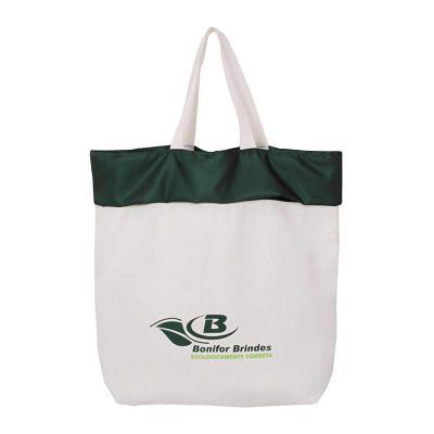 Bonifor Brindes - Ecobags super práticas em diversos modelos e medidas disponíveis.