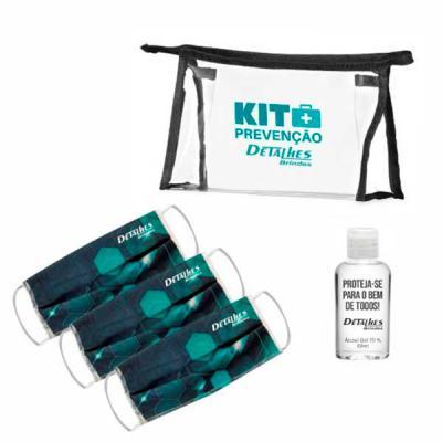 Detalhes Brindes - Kit Prevenção