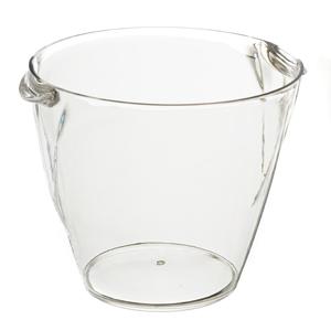 Kos Acrílicos - Cooler médio, confeccionado em acrílico. Capacidade 7.600 ml.