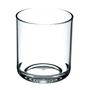 Kos Acrílicos - Copo Whisk confeccionado em acrílico. Capacidade 320 ml.
