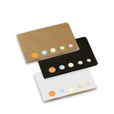 Crazy Ideas - Caderno Cartão. 5 conjuntos: 25 folhas cada. 80 x 60 x 3 mm.