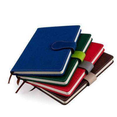 Crazy Ideas - Bloco de anotações com fechamento imantado