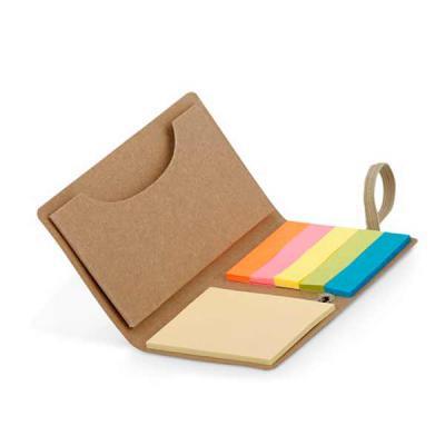 Crazy Ideas - 6 blocos adesivados: 22 folhas cada. Cartão. Com suporte para cartões de visita. 104 x 65 x 5 mm.