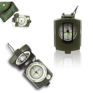 Crazy Ideas - Bússola com clinômetro, lente com mira e bolha de nível