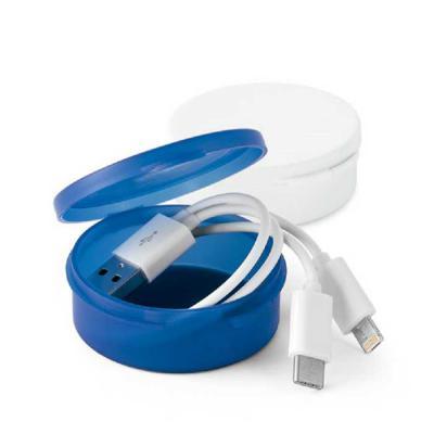 Crazy Ideas - Cabo USB 3 em 1