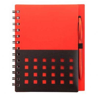 Crazy Ideas - Caderno personalizado em dois tons, 80 páginas pautadas