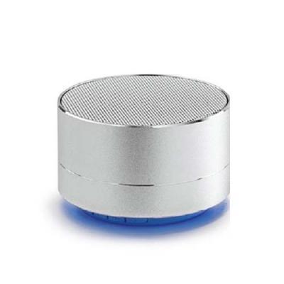 Crazy Ideas - Caixa de som com microfone Alumínio