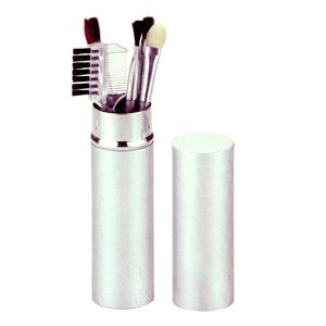 Crazy Ideas - Conjunto de maquiagem personalizado com embalagem em tubo de alumínio.