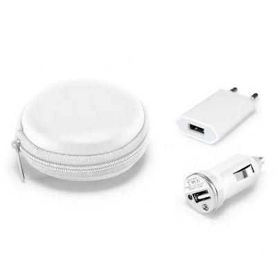 Crazy Ideas - Kit de carregadores USB